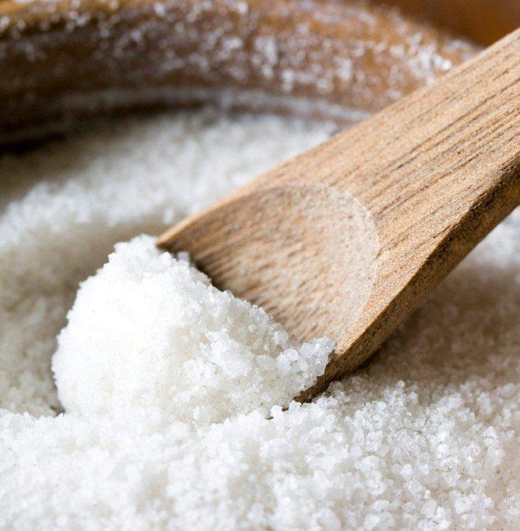 соль против пятен ягод